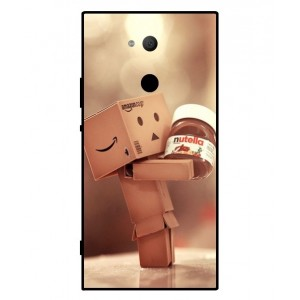 Coque De Protection Amazon Nutella Pour Sony Xperia XA2 Ultra