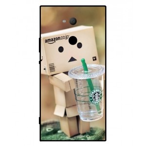 Coque De Protection Amazon Starbucks Pour Sony Xperia XA2 Ultra