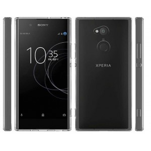 Coque De Protection En Silicone Transparent Pour Sony Xperia XA2