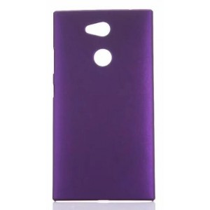 Coque De Protection Rigide Violet Pour Sony Xperia XA2 Ultra