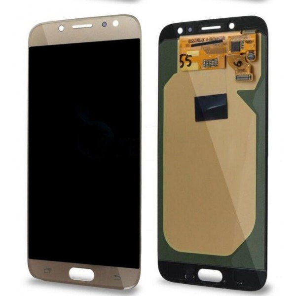Ecran complet lcd vitre tactile samsung galaxy j7 pro or for Photo ecran samsung j7
