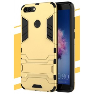 Protection Antichoc Type Otterbox Or Pour Huawei P Smart