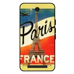 Coque De Protection Paris Vintage Pour Archos Access 40 3G