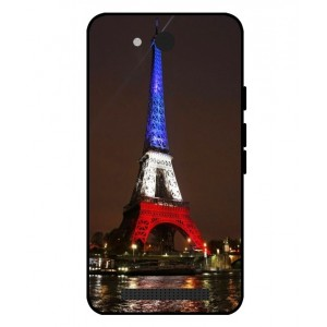 Coque De Protection Tour Eiffel Couleurs France Pour Archos Access 40 3G