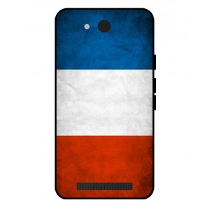 Coque De Protection Drapeau De La France Pour Archos Access 40 3G