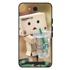 Coque De Protection Amazon Starbucks Pour Archos Access 40 3G