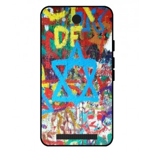 Coque De Protection Graffiti Tel-Aviv Pour Archos Access 40 3G