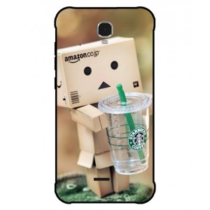 Coque De Protection Amazon Starbucks Pour Archos Sense 47X