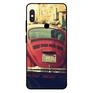 Coque De Protection Voiture Beetle Vintage Xiaomi Redmi Note 5 Pro