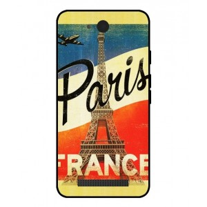 Coque De Protection Paris Vintage Pour Archos Access 45 4G