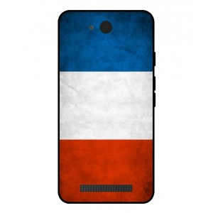 Coque De Protection Drapeau De La France Pour Archos Access 45 4G