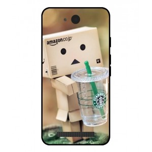 Coque De Protection Amazon Starbucks Pour Archos Access 45 4G