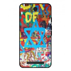 Coque De Protection Graffiti Tel-Aviv Pour Archos Access 45 4G