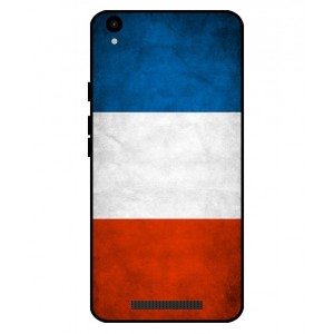 Coque De Protection Drapeau De La France Pour Archos Core 55 4G