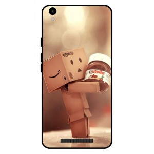 Coque De Protection Amazon Nutella Pour Archos Core 55 4G