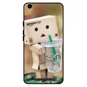 Coque De Protection Amazon Starbucks Pour Archos Core 55 4G