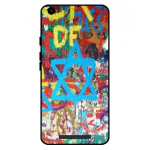 Coque De Protection Graffiti Tel-Aviv Pour Archos Core 55 4G