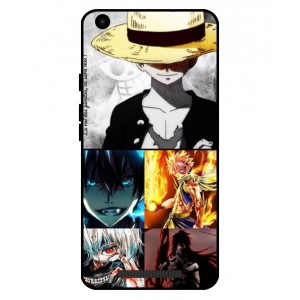 Coque De Protection One Piece Luffy Pour Archos Core 55 4G