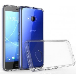 Coque De Protection En Silicone Transparent Pour HTC U Play