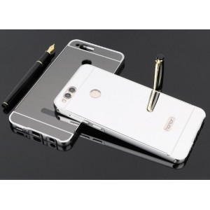 Protection Bumper Blanc Pour Huawei Honor 7X