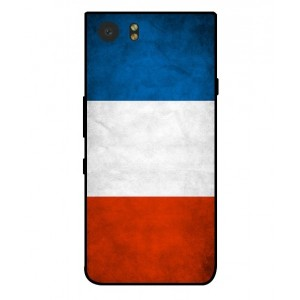 Coque De Protection Drapeau De La France Pour Blackberry KeyOne