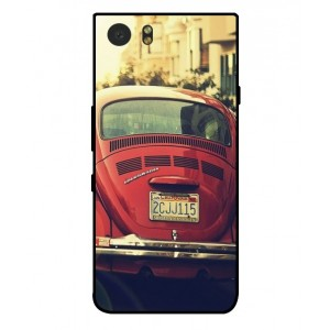 Coque De Protection Voiture Beetle Vintage Blackberry KeyOne