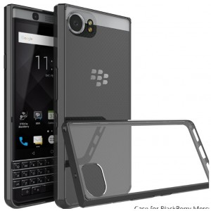 Protection Bumper Noir Pour Blackberry KeyOne