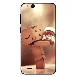 Coque De Protection Amazon Nutella Pour ZTE Tempo Go