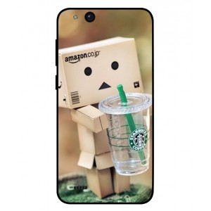 Coque De Protection Amazon Starbucks Pour ZTE Tempo Go