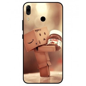 Coque De Protection Amazon Nutella Pour Asus Zenfone 5z ZS620KL