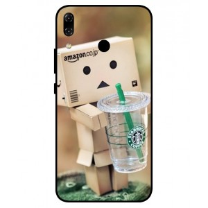 Coque De Protection Amazon Starbucks Pour Asus Zenfone 5z ZS620KL