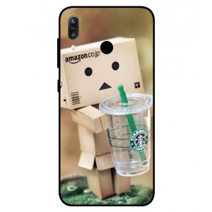 Coque De Protection Amazon Starbucks Pour Asus Zenfone Max M1 ZB555KL