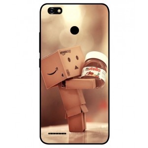 Coque De Protection Amazon Nutella Pour ZTE Blade A3