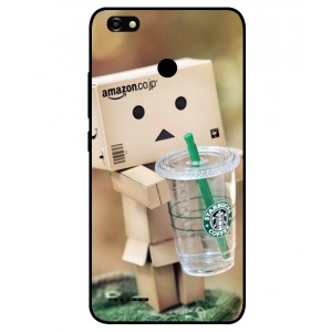 Coque De Protection Amazon Starbucks Pour ZTE Blade A3