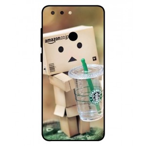 Coque De Protection Amazon Starbucks Pour ZTE Blade V9 Vita