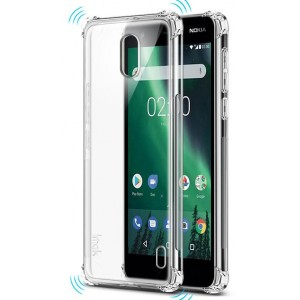 Coque De Protection En Silicone Transparent Pour Nokia 2