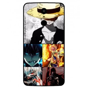 Coque De Protection One Piece Luffy Pour LG K8 2017 Dual SIM