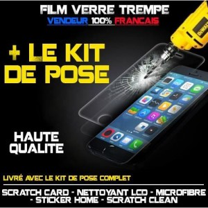 Protection D'écran En Verre Trempé Gorilla Glass Pour BQ Aquaris VS Plus