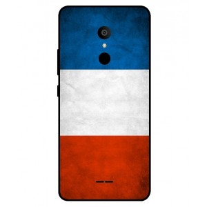 Coque De Protection Drapeau De La France Pour Alcatel 3c