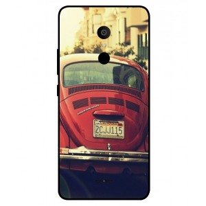 Coque De Protection Voiture Beetle Vintage Alcatel 3c