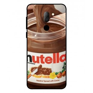 Coque De Protection Nutella Pour Alcatel 3x