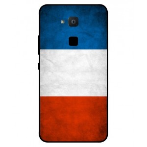 Coque De Protection Drapeau De La France Pour BQ Aquaris VS Plus