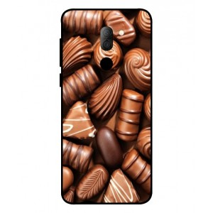 Coque De Protection Chocolat Pour Alcatel 3x