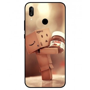 Coque De Protection Amazon Nutella Pour Huawei P20 Lite