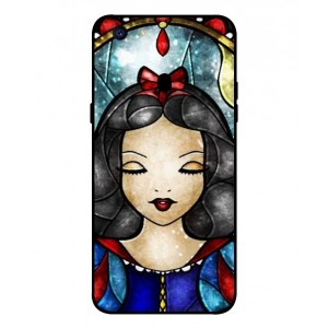 Coque De Protection Blanche Neige Pour Oppo F5 Youth