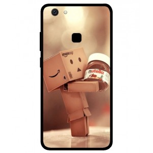 Coque De Protection Amazon Nutella Pour Vivo V7