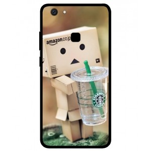 Coque De Protection Amazon Starbucks Pour Vivo V7