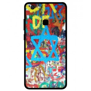 Coque De Protection Graffiti Tel-Aviv Pour Vivo V7