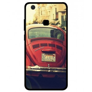 Coque De Protection Voiture Beetle Vintage Vivo V7
