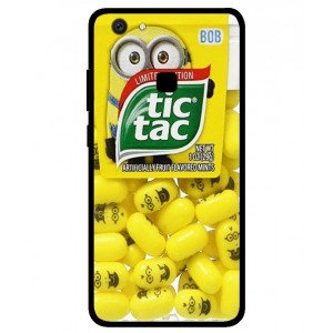 Coque De Protection Tic Tac Bob Vivo V7